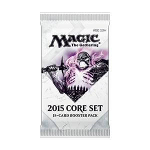 Booster Magic 2015