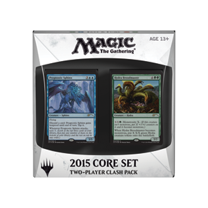 Clash Pack Magic 2015