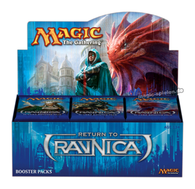 Booster-Display Return to Ravnica