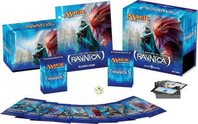 Fat-Pack Return to Ravnica